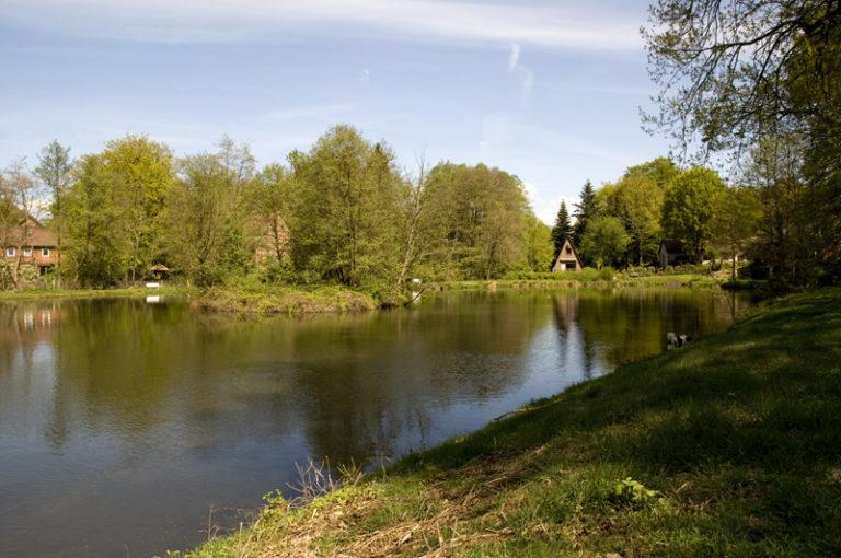 See auf dem Mühlenhof Soderstorf