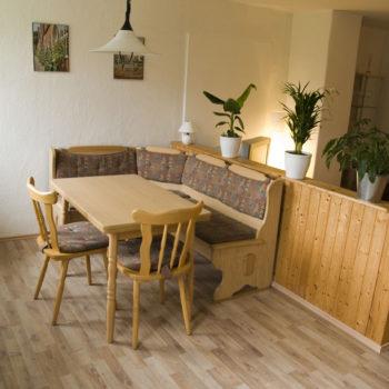 Wohnung A Küche