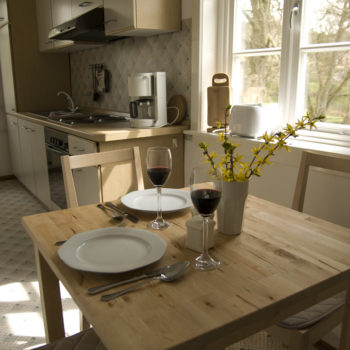 Wohnung B Küche