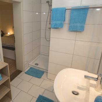Wohnung C Badezimmer