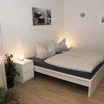 Wohnung C Schlafzimmer