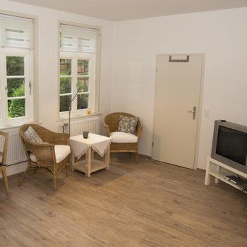 Wohnung C Wohnzimmer